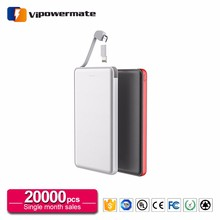 Best seller germany eveready power bank 5000mah slim external battery charger for canon