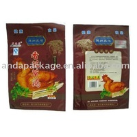 grilled chicken package bags