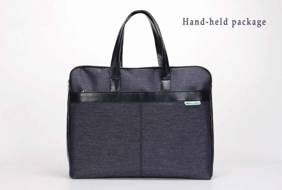 New high quality canvas single shoulder business bag for sale