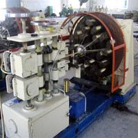 48 carrier rubber tupe wire braiding machine