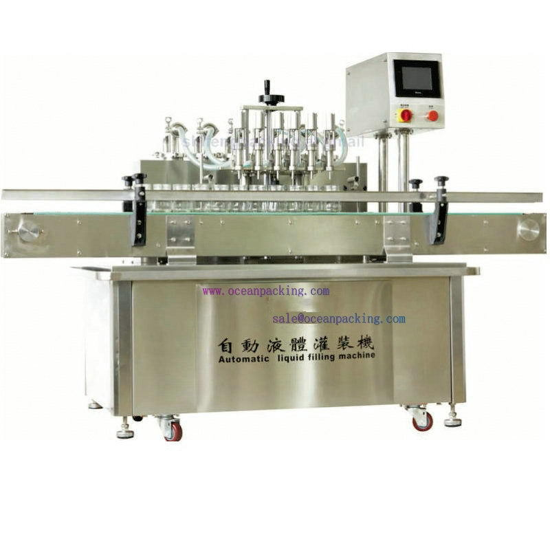 Contemporary top sell liquid filling machine capper parts