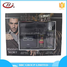 BBC Sexy Garden Series - SG066 Good price OEM service graceful long lasting spray men perfume gift set