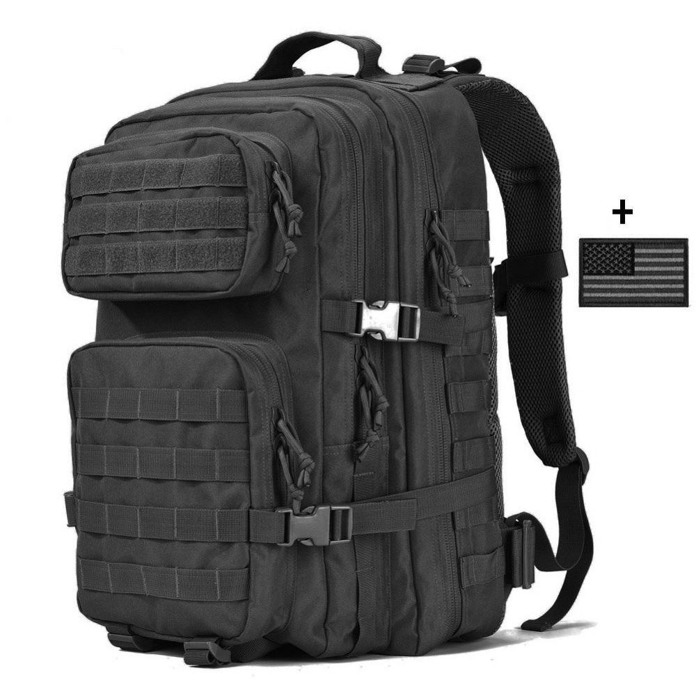 2017 AMZON HOT SELL NEW STYLE Black Military Tactical Backpacks