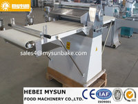 China Supplier Low Noise Desktop Dough Sheeter For Pastry Used