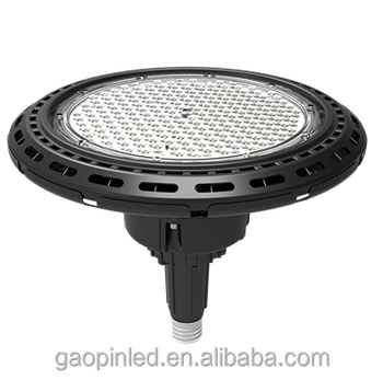 200W E39 IP65 led high bay light UFO high bay meanwell driver dimmable led high bay UL DLC Aprove