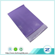 Self Adhesive Mail Express Bag Purple Poly Mailing Packaging Bags