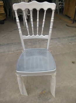 Commercial Metal Stackable And Strong napoleon Chair CY-3376