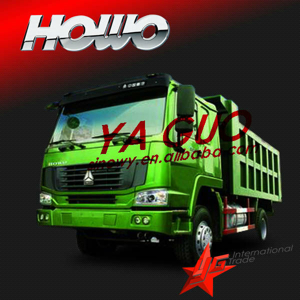howo 4*4 tombereau camion