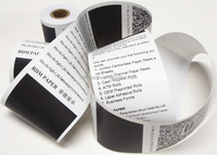 pos thermal paper type glossy thermal paper roll