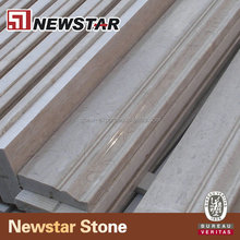 China Newstar grey marble sill design for window