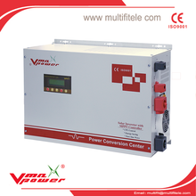 3000w 24v hybrid pure sine wave solar power inverter with 40A MPPT solar charge controller