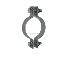 Steel Pipe Split Band Clamps Band Clip