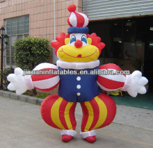 inflatable character inflatable clown