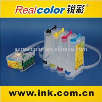 Alibaba wholesale continuous ink supply system CISS for xp200 xp300 xp400 xp410 wf2530 wf2540
