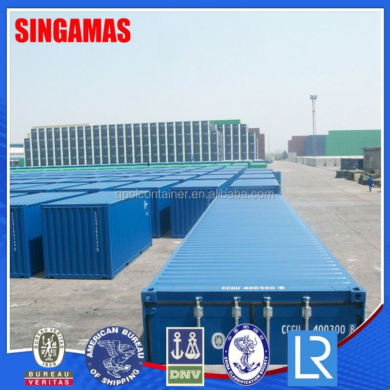 Shipping Container Price Europe