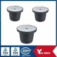 OEM Manufacture Anti vibration rubber mount / rubber shock absorber/ rubber damper