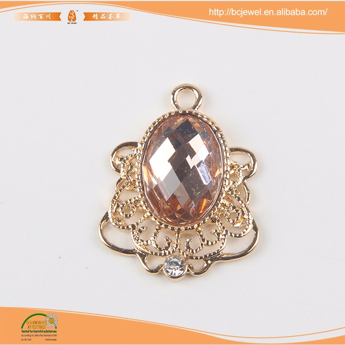 Hot selling gold jewelry for underwear accessories