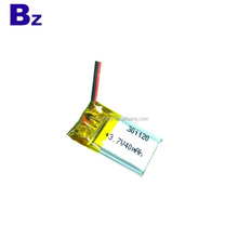 Special BZ 301120 40mAh 3.7V Rechargeable Lithium Ion Polymer Battery