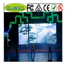 magic window bottom price hot-sale outdoor rental screen p5.95 p10 curtain led display
