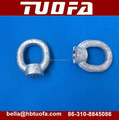 hot dip galvanized eye nut, tuerca de ojo ,