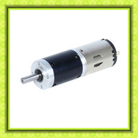 low noise Low RPM high torque Small Electric 24v DC planetary gear motor
