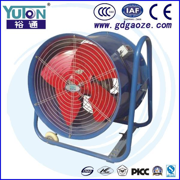 China Supplier Low Noise Duct Portable Air Extractor