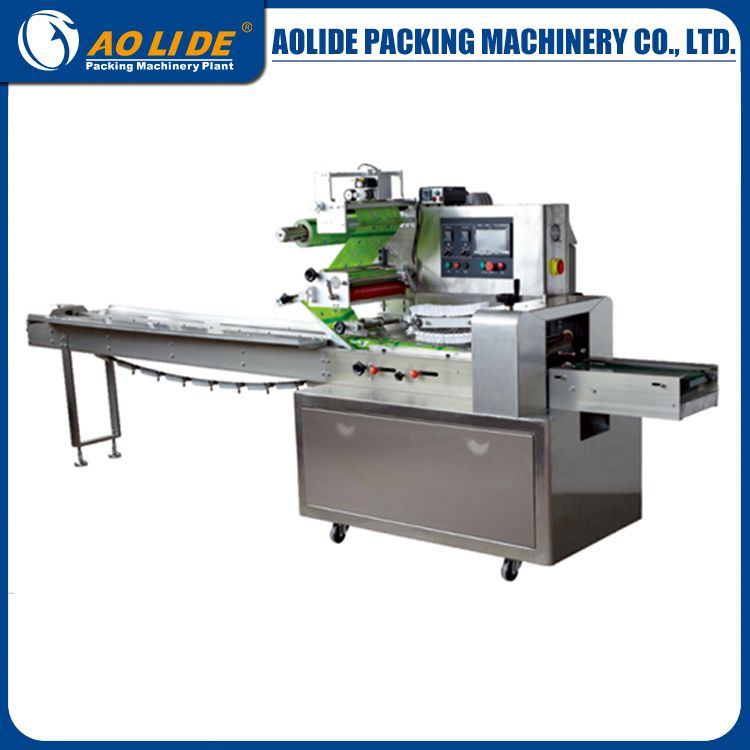 Saving time and film electric soap packing machine price