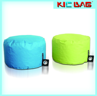 High quality waterproof sofas puff outdoor comfort bean bag chairs