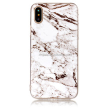 ODM Custom tpu marble soft cell phone case for iphone ,newest marble tpu case for iphone X 6 6plus 7 7plus 8S