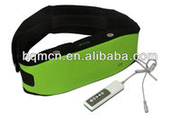 vibration vibrating fat loss belt massage belt with two big motors