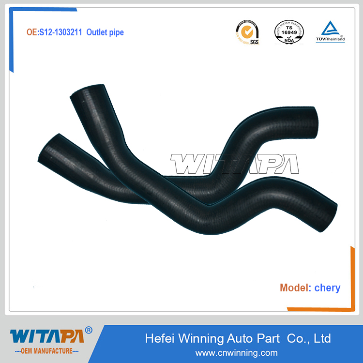 original quality hot sale chery auto parts S12-1303211 Outlet pipe