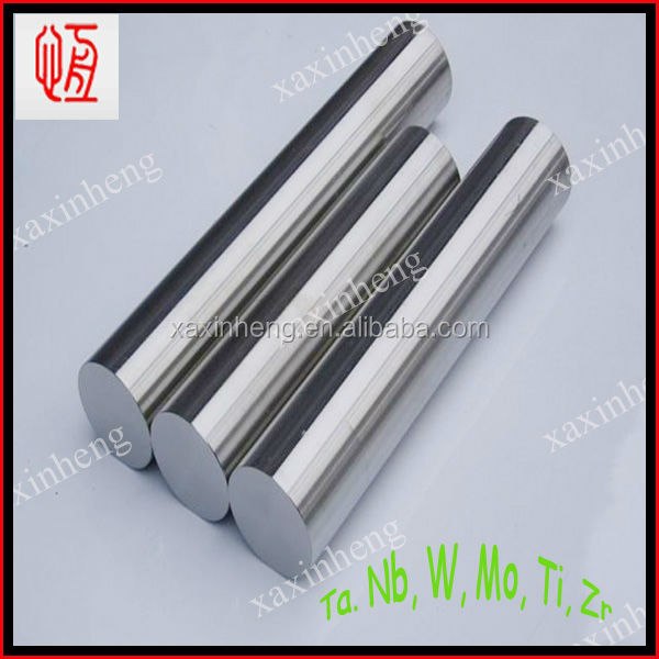 high purity 99.95% Wolfram rod W-1 Tungsten Bar for sale