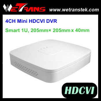 DAHUA HCVR5104C Full HD 720P 4CH Mini HD CVI DVR