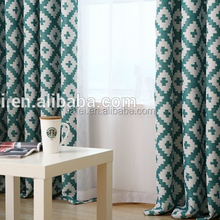 Project flame proof curtains