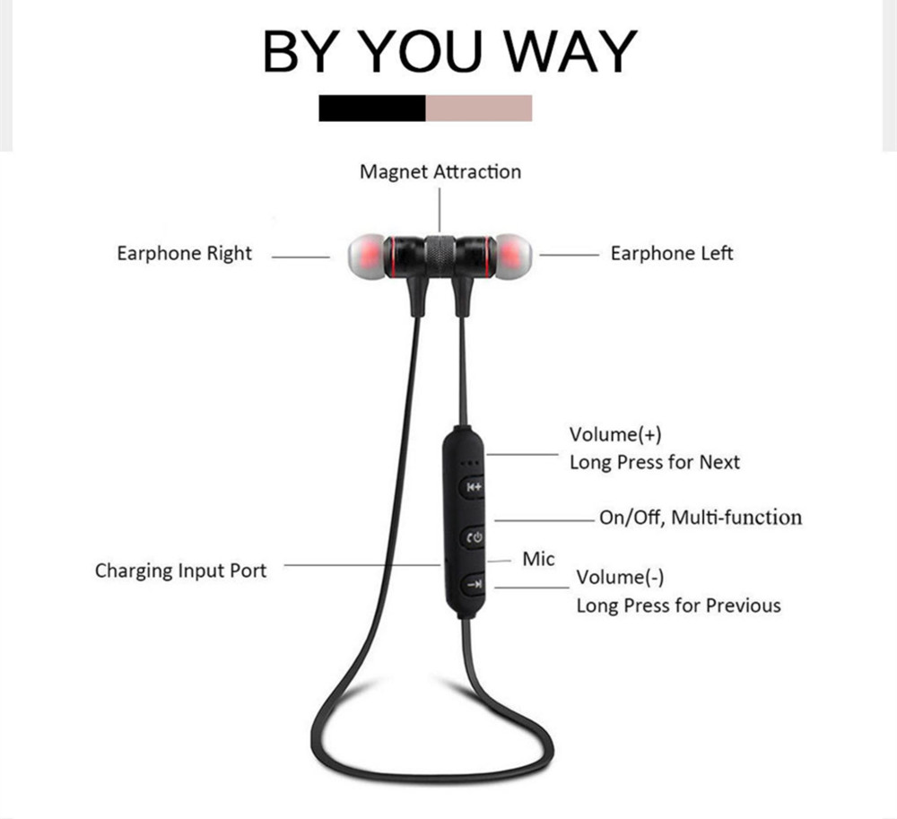 Micro bluetooths earbuds,magnet bluetooths earphone,earphones bluetooths wireless