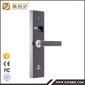 high tech factory fingerprint password door lock