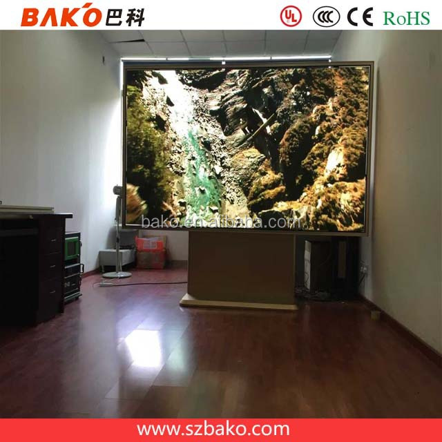 P2.5 LED video wall indoor full color LED video screen Shenzhen China