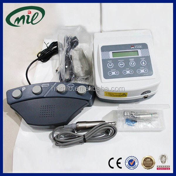 Top quality 20:1 contra angle x-cube surgical implant motor dental korea implants