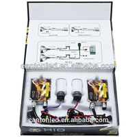 Hot sell hid xenon kit H3,H4-1,H7,H13, H1, 9006, 9005, with 3000k,4300k,5000k,6000k,8000k