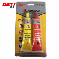Latest design superior quality clear acrylic adhesive/glue