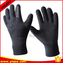 Wholesale neoprene watersports glove surfing scuba diving gloves 3mm