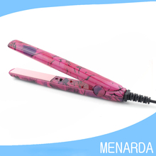 Wholesale Promotion Gift Beautiful Design Portable MINI Hair Straightener for Travelling