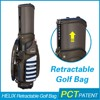 HELIX Customize Nylon golf bag parts double strap