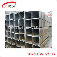 SQUARE HOLLOW PIPE ,10X10-100X100 STEEL SQUARE TUBE SUPPLIER
