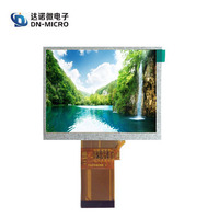 wholesale 320 Brightness 4 inch tft lcd scren/4 inch mini lcd monitor for tablet