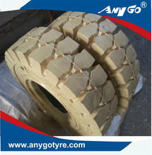 Forklift solid tyre/tires ,Non-marking forklift solid tire / tyre (all pattern and all size are available)