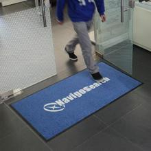 Colorful Foam Carpet Underlay Mat with Logo Brand Pinting