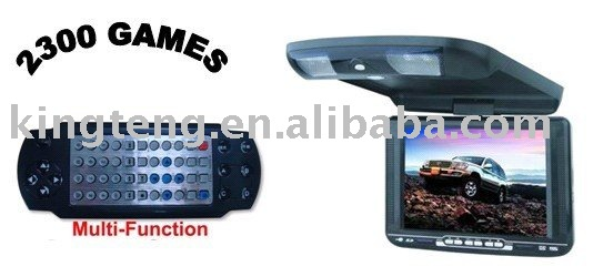 10.4Inch Roof Mount DVD (KT-1080DVD) Wireless Game