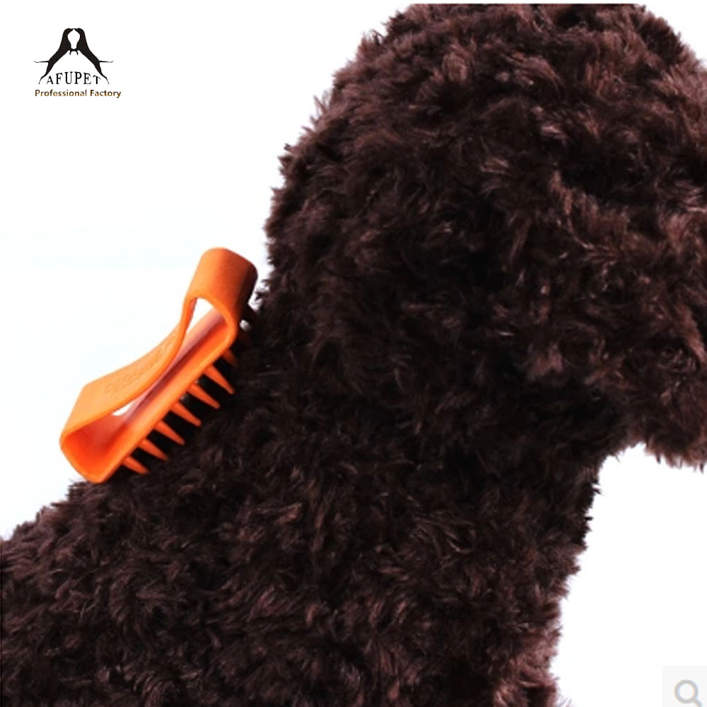 2015 silicone pet/dog/cat bathing comb for wholesale