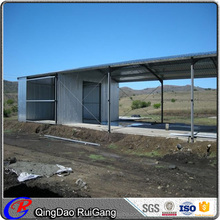High Quality Prefab Buildings Steel Structure Cattle Shed Farm Cow Construction Design